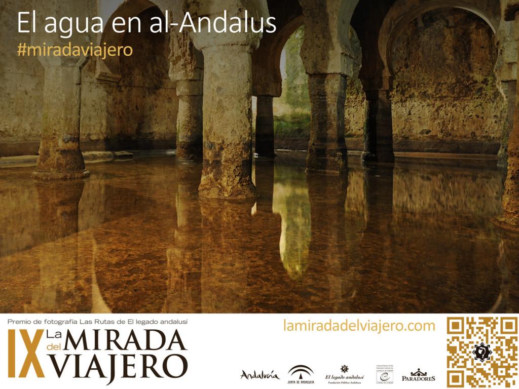 El agua en al-Andalus, temática del concurso La Mirada del Viajero de El legado andalusí