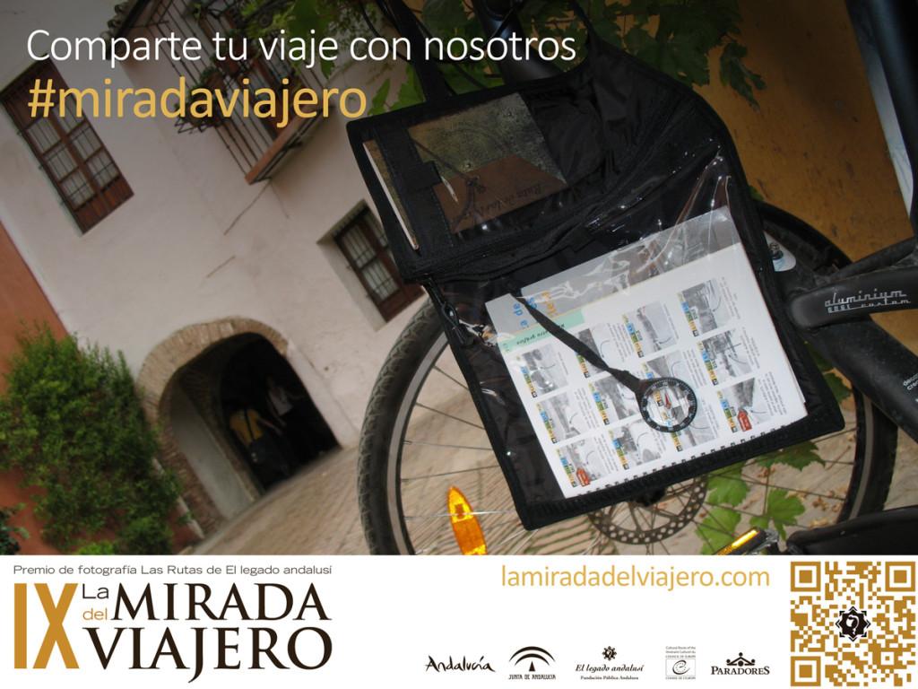 #miradaviajero el hashtag del Concurso la Mirada del Viajero de El legado andalusí